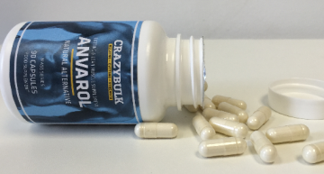 Difference between anavar and crazybulk anvarol