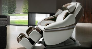 Massage seat: The Shiatsu massage chair is one of the best options