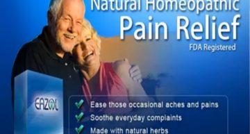 Eazol – Pain Relief Supplement