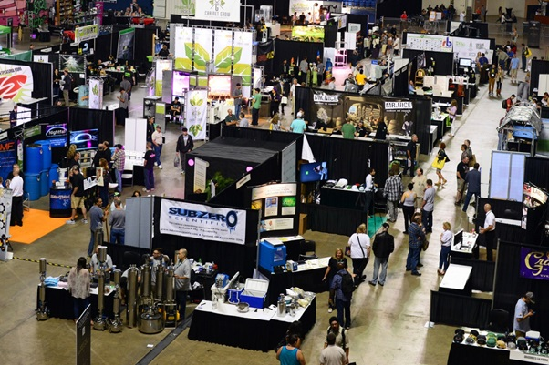 Cannabis Trade Show in California